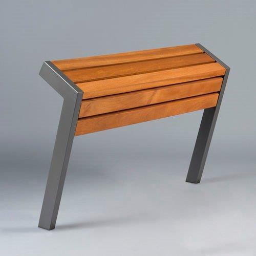 mobilier urbain bancs exterieurs bancs publics banc. Black Bedroom Furniture Sets. Home Design Ideas
